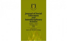 The first issue of the scientific journal JSEIS is published – JOURNAL OF SOCIAL EDUCATION AND INTERDISCIPLINARY SCIENCE